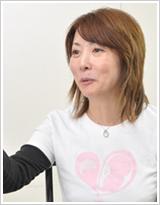 代表理事・金子栄美子写真